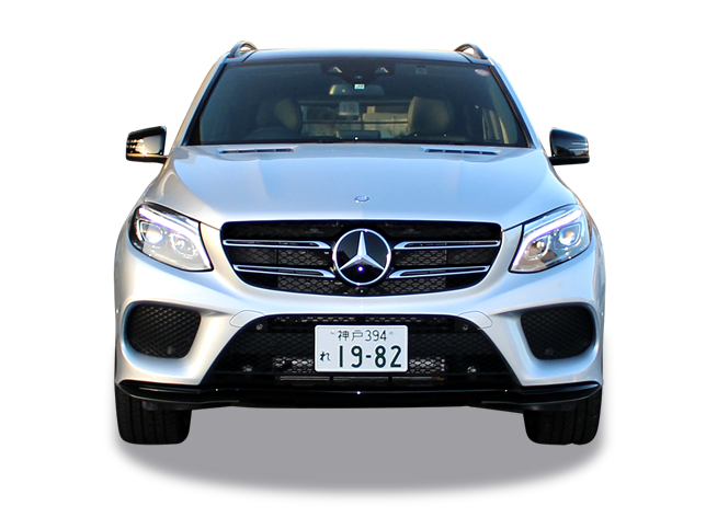GLE43 AMG4MATIC スポーツ