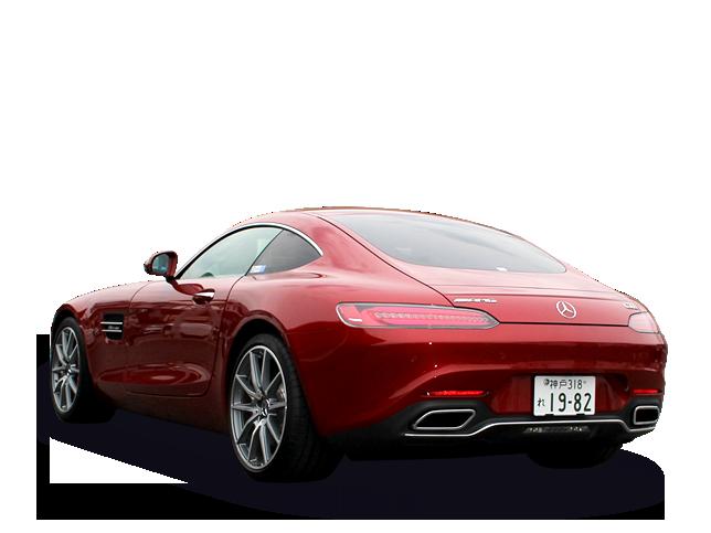 AMG GT-SAMGエクステリアクローム&インテリアカーボンPkg