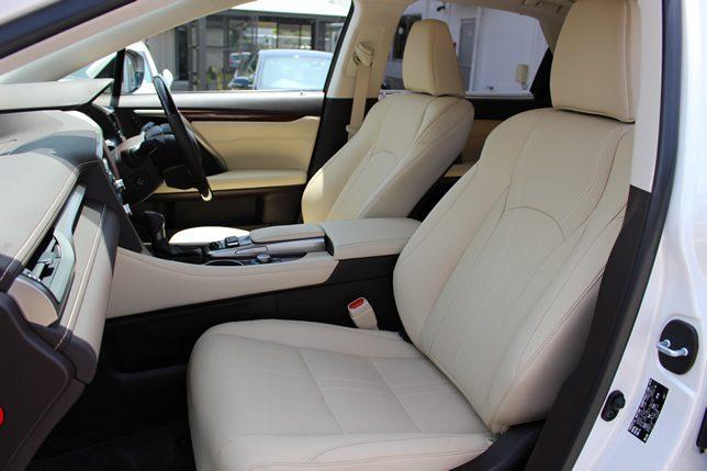 RX450hバージョンL AWD
