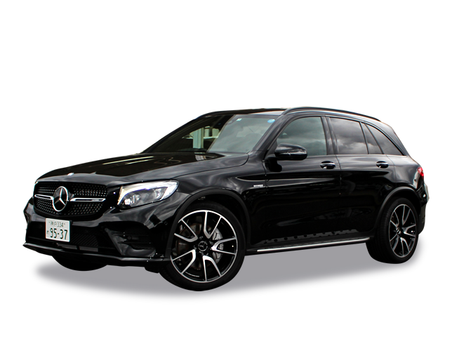 GLC43 AMG4MATIC
