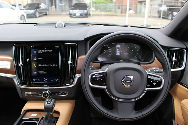 S90T6 AWD インスクリプション