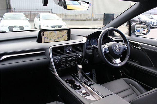 RX300Fスポーツ AWD