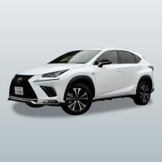 最速導入!【Lexus NX300h Fスポーツ】話題の最新車両がレンタル開始!