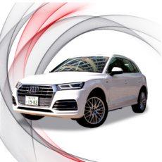 新規導入!【Audi Q5 2.0クワトロ デビューパッケージ 】アウディ最新鋭のSUVがレンタル開始!