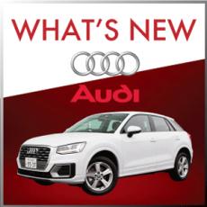 新規導入!【Audi Q2 1.0TFSI スポーツ 】アウディの魅力を凝縮した新型SUVがレンタル開始!