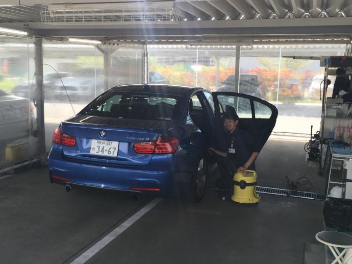 パンサー圓尾の配達日記2〜BMW AHV3〜