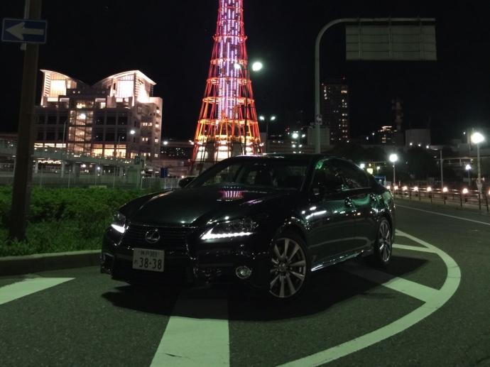 ヘルプ吉村の高級車レンタカー配達日記28~レクサス GS300h~