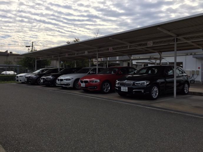 ヘルプ吉村の高級車レンタカー配達日記30~BMW1、3、5シリーズ~