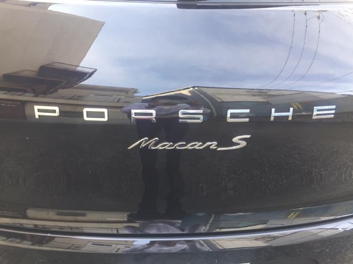 ポッキー高畑の高級車レンタカー配達日記33〜Porsche マカンS〜