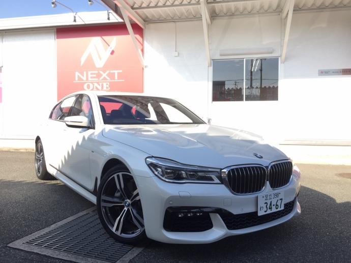 パンサー圓尾の高級車レンタカー配達日記32〜BMW 740i〜