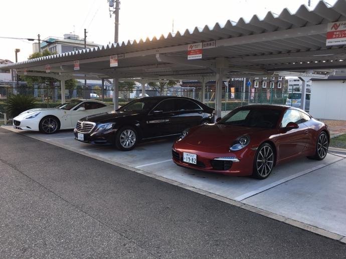 パンサー圓尾の高級車レンタカー配達日記37〜本日のお客様は?〜