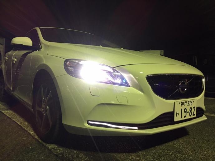 谷畑任三郎の高級車レンタカー配達日記42~VOLVO V40 D4 SE・フェラーリキャンペーン復活~