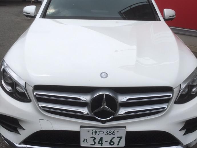 ガッツ由井の高級車レンタカー配達日記05~メルセデス・ベンツ GLC250~