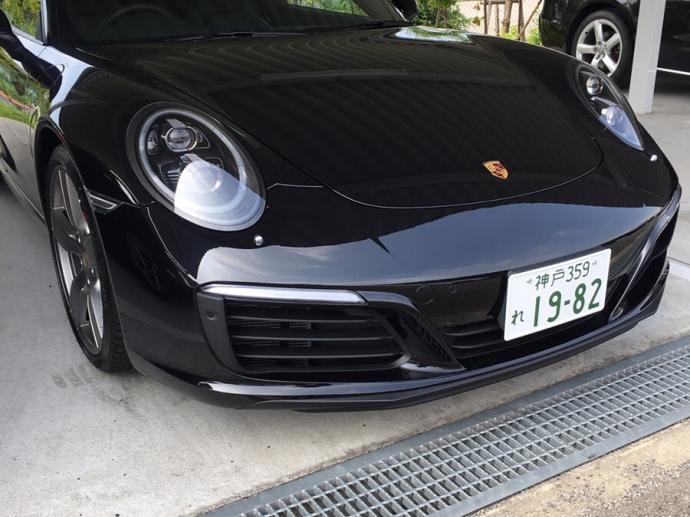 谷畑任三郎の高級車レンタカー68~ポルシェ 911カレラS~
