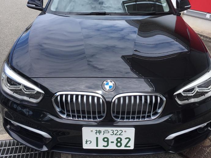 ガッツ由井の高級車レンタカー配達日記10~BMW 118d~