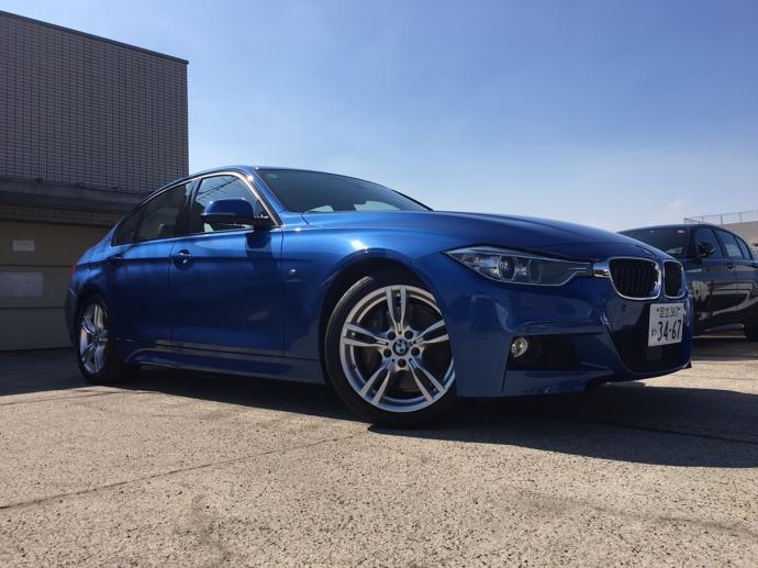 ブルゾン樫原の高級車配達日記20~BMW Active Hybrid 3 Mスポーツ~