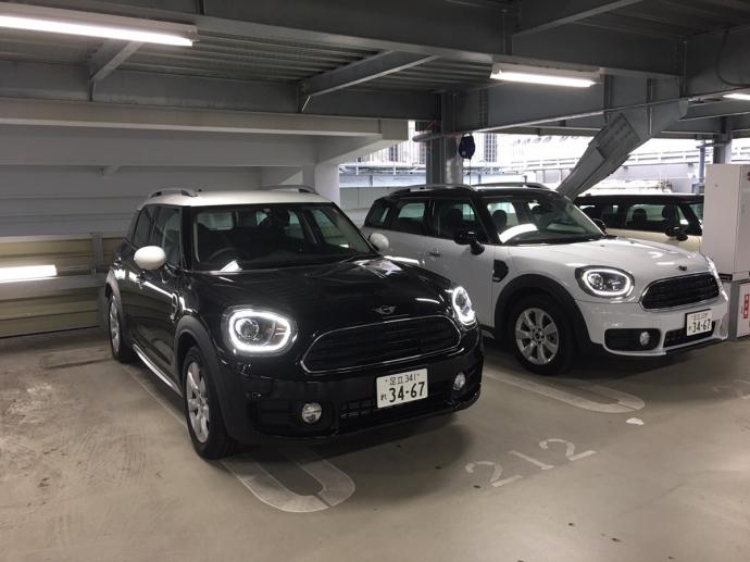デリ音泉の高級車レンタカー配達日記22~ ~BMW MINI クーパーD クロスオーバー