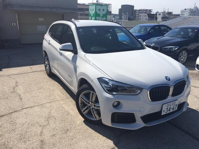 デリ音泉の高級車レンタカー配達日記21~ ~BMW~X1