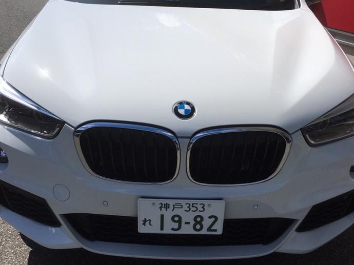 ガッツ由井の高級車レンタカー配達日記11~BMW X1~