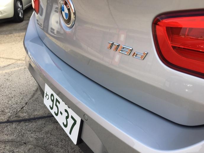 トリプル木村の高級車レンタカー配達日記73〜BMW 118d Mスポーツ〜