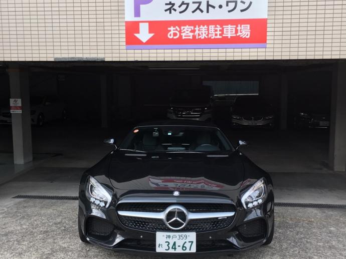 デリ音泉の高級車レンタカー配達日記22~ メルセデスベンツ AMG-GT