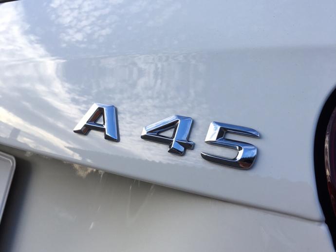 ヘルプ吉村の高級車レンタカー配達日記74~メルセデス・ベンツ A45 AMG 4MATIC~