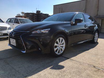 ポッキー高畑の高級車レンタカー配達日記76~レクサス GS300h~