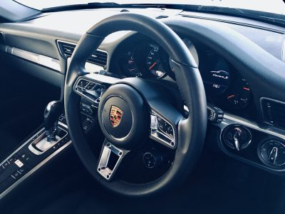 ブルゾン樫原の高級車レンタカー配達日記24~Porsche 911 カレラS~