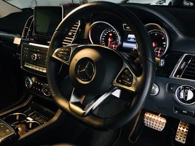 ブルゾン樫原の高級車レンタカー配達日記27~Mercedes-Benz GLE350d~
