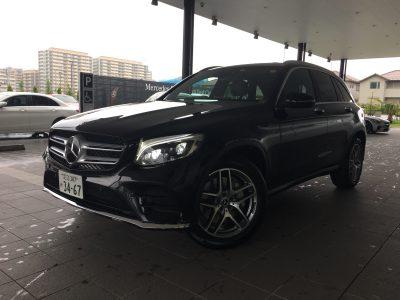 トリプル木村の高級車レンタカー配達日記81~メルセデス GLC220d~