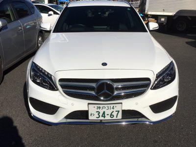デリ音泉の高級車レンタカー配達日記28~ メルセデスベンツ C180SW