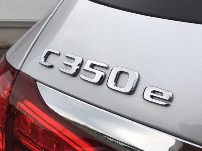 ヘルプ吉村の高級車レンタカー配達日記80~メルセデス・ベンツ C350eステーションワゴン~