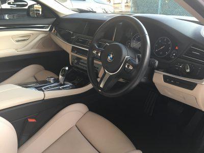 ブルゾン樫原の高級車レンタカー配達日記31~ BMW 523d GRACELINE ~