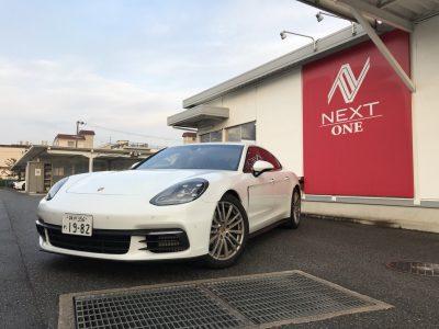 チャーリー坂本の高級車レンタカー配達日記6〜ポルシェ パナメーラ4S〜