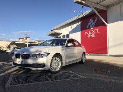 チャーリー坂本の高級車レンタカー配達日記7〜BMW 320i Luxury line〜