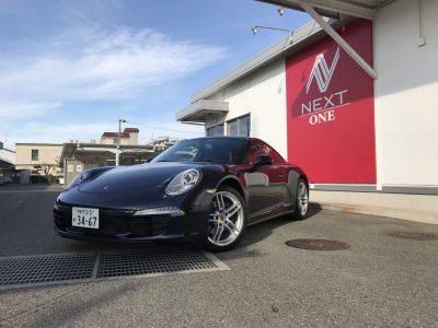 チャーリー坂本の高級車レンタカー配達日記8〜ポルシェ911カレラ4〜