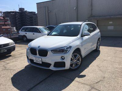 デリ音泉の高級車レンタカー配達日記32~ ~BMW~ X1~