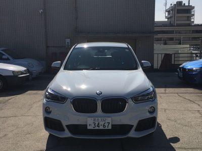 クリス二瓶の高級車レンタカー配達日記32~BMW X1 xDrive 18d Mスポーツ