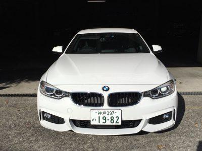 デリ音泉の高級車レンタカー配達日記31~ BMW 420iグランクーペ