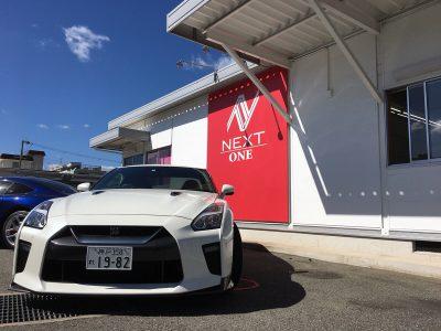 パンサー圓尾の高級車レンタカー配達日記74〜日産 GT-R〜