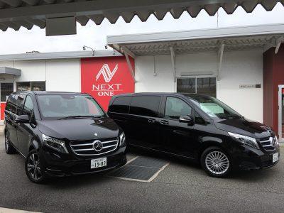 パンサー圓尾の高級車レンタカー配達日記76〜メルセデスベンツ V220d〜