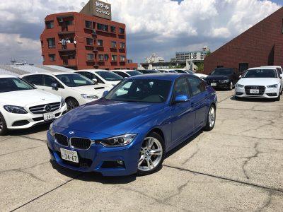 クリス二瓶の高級車レンタカー配達日記34  BMW Active Hybrid 3 Mスポーツ
