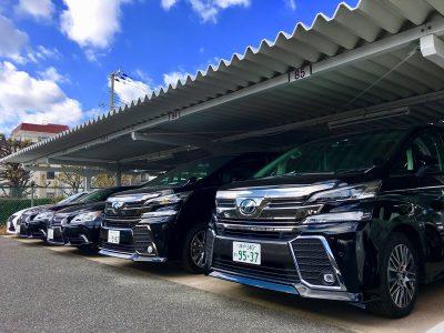 パンサー圓尾の高級車レンタカー配達日記78〜トヨタ ヴェルファイア〜