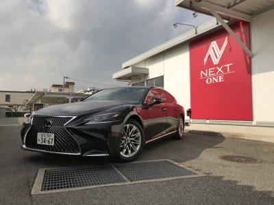 チャーリー坂本の高級車レンタカー配達日記15〜レクサス LS500h〜