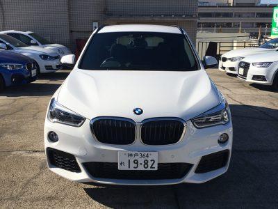 クリス二瓶の高級車レンタカー配達日記43 BMW X1 xDrive 18d Mスポーツ