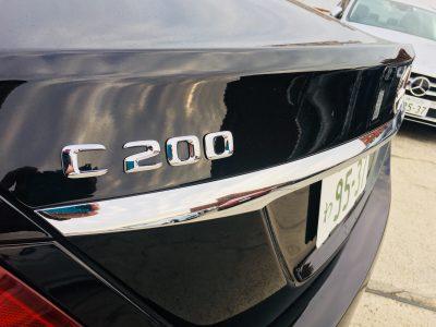 ブルゾン樫原の高級車レンタカー配達日記43~Mercedes Benz  C200~