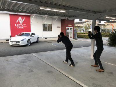 チャーリー坂本の高級車レンタカー配達日記22〜Aston Martin Rapide〜