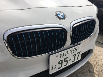トリプル木村の高級車レンタカー配達日記101~225xeアクティブツアラー~