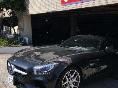デリ音泉の高級車レンタカー配達日記49~メルセデスベンツ〜AMG-GT~