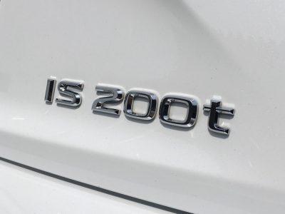 ヘルプ吉村の高級車レンタカー配達日記104~レクサス IS200t~